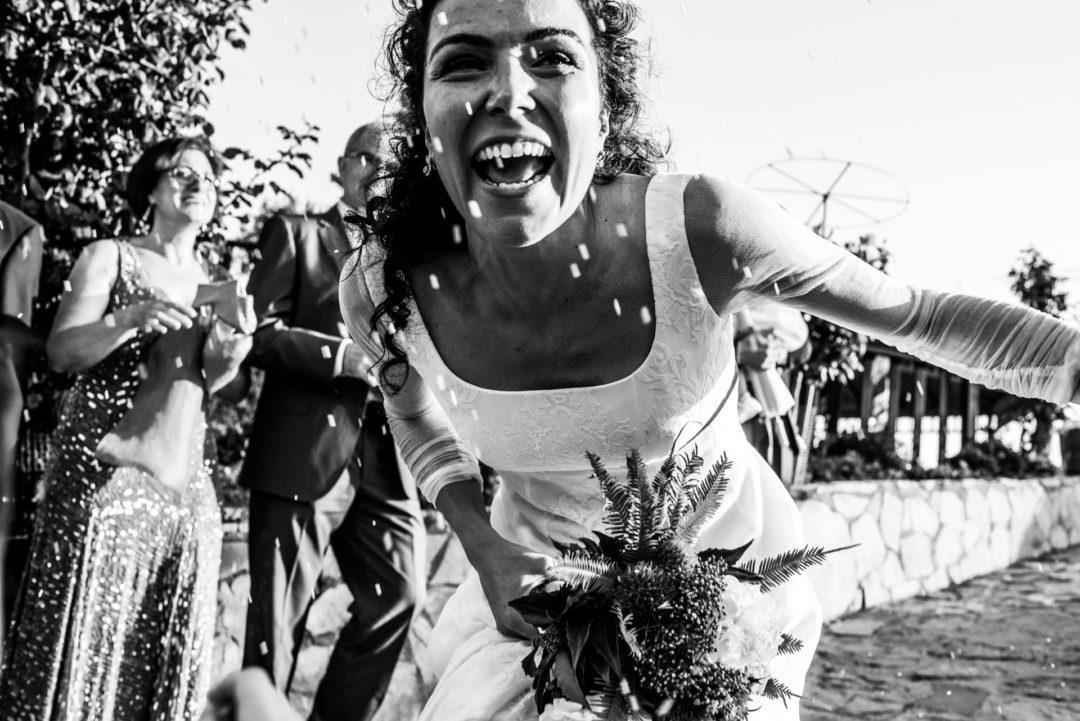 La boda de María y Sergio – Alto del Cenador de Aranjuez
