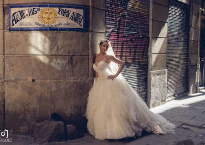 La postboda de Carla y Fran – Barrio Gótico de Barcelona