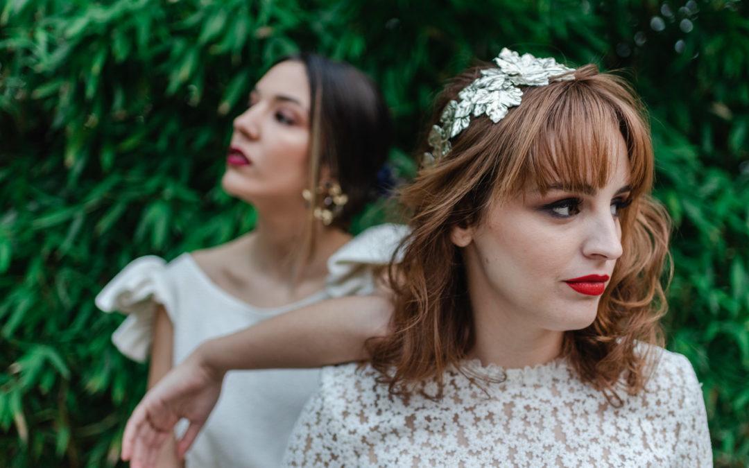 Editorial de boda en la Casa Verde de Torrelodones
