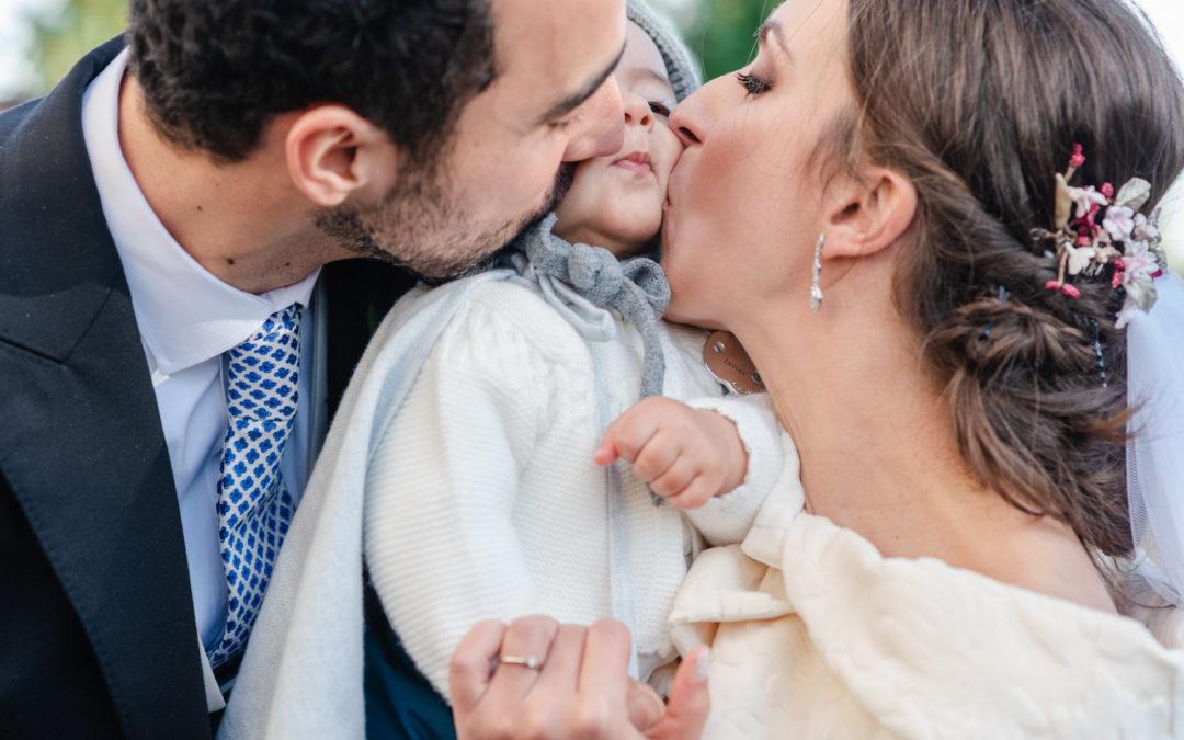 Molan las bodas con niños