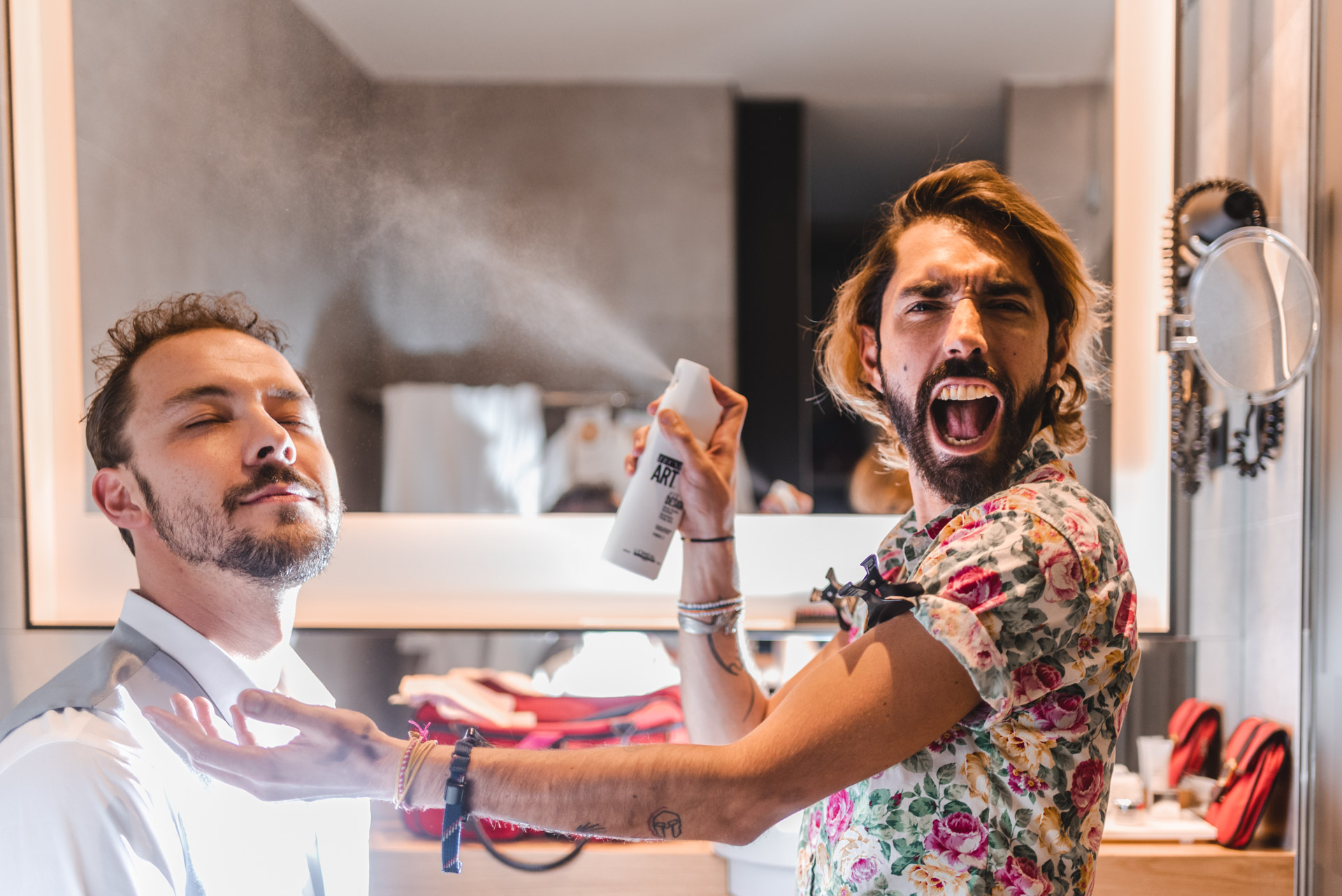 Crazy Love Shots - Boda en Casa de Suecia
